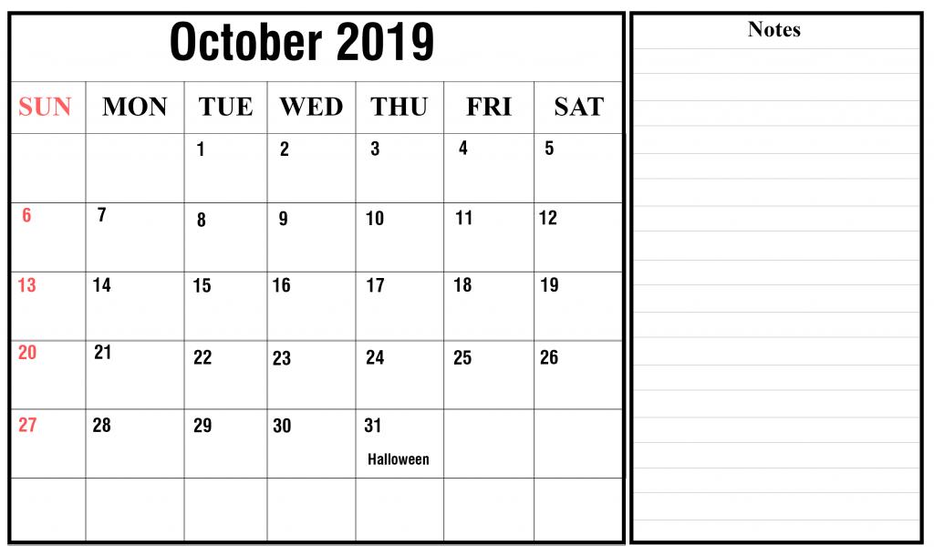 Download October 2019 Worksheet