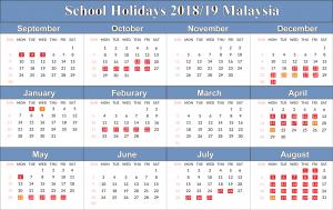 Printable Calendar 2019 Daily Planner