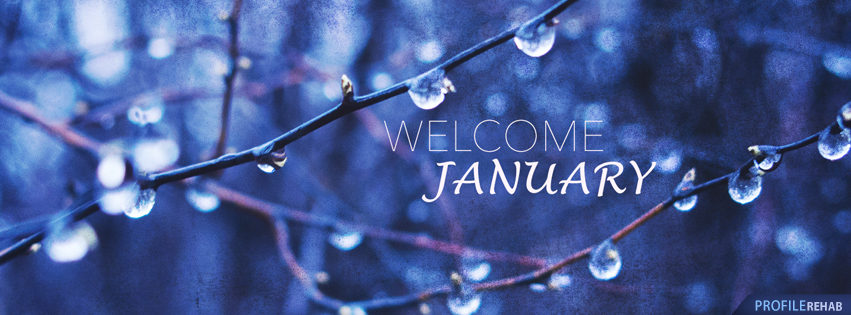 Welcome January Images For Facebook
