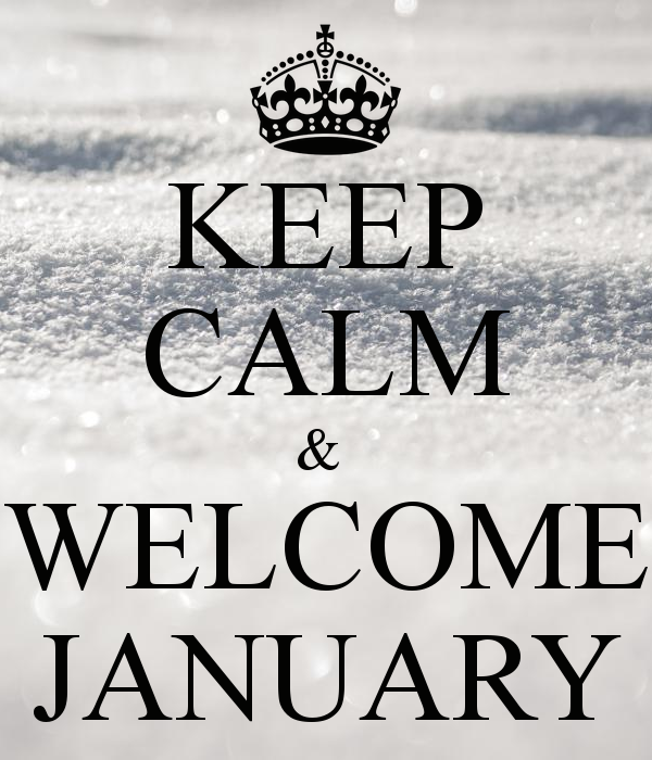 Welcome January Images For WhatsApp