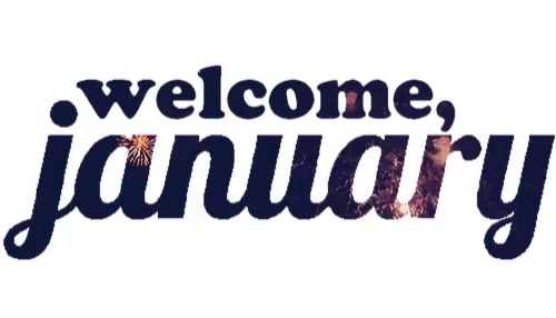 Welcome January Pics