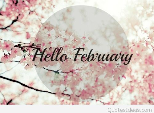 Welcome February Images Tumblr