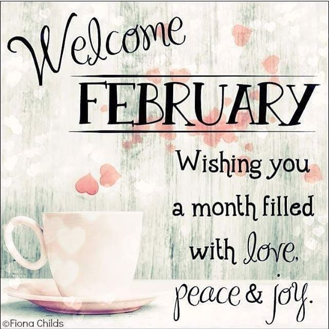 Welcome February Images With Quotes