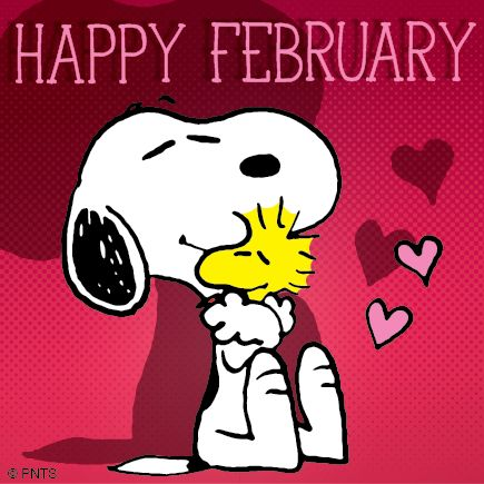 Welcome February Snoopy Images Funny