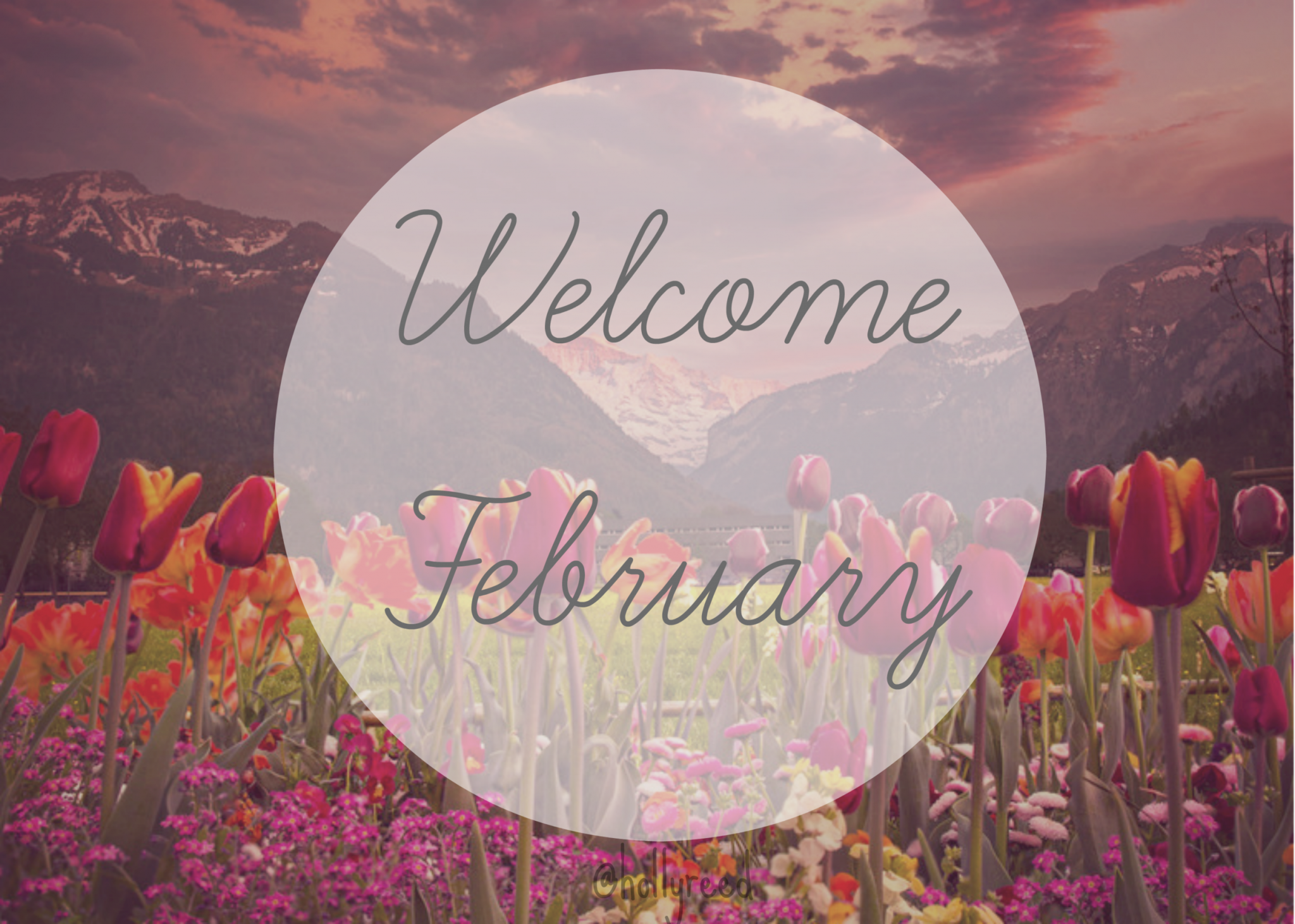 Welcome February Wallpapers