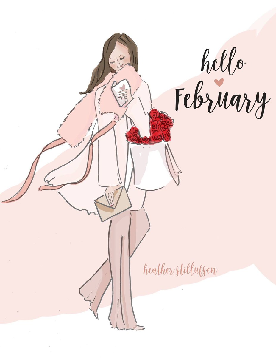 Welcome Happy February Month