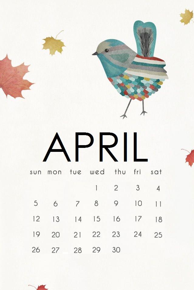 April 2020 iPhone Screensaver