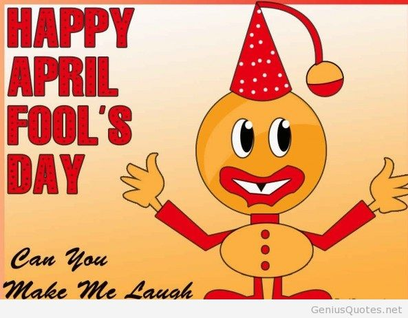Happy April Fool's Day Quotes