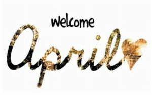 Welcome April Images Tumblr