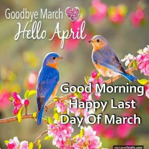 Welcome April Love Quotes