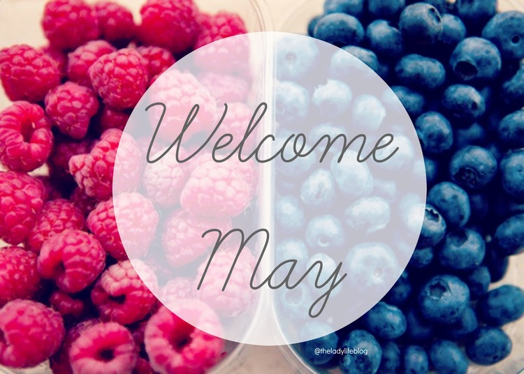 Welcome May HD Wallpapers
