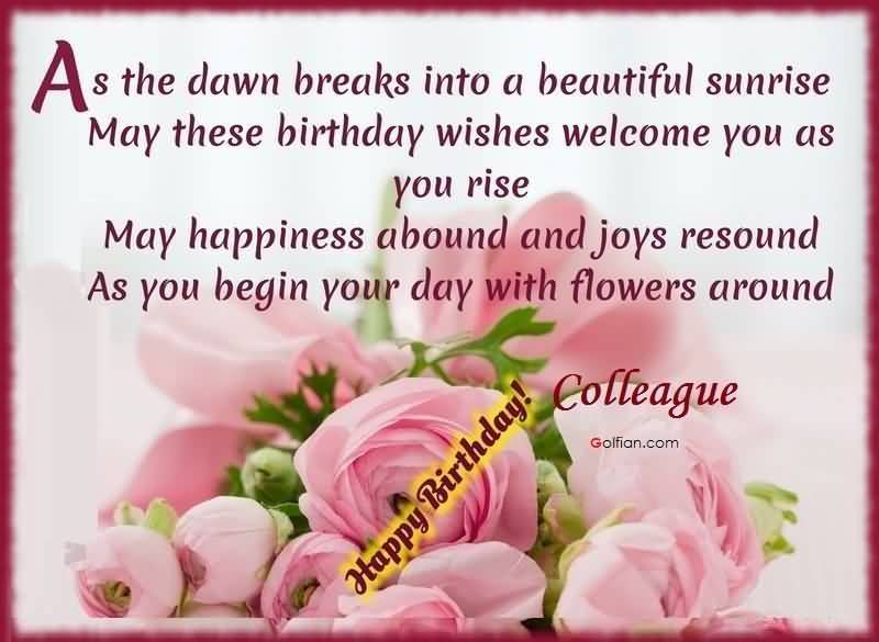 Welcome May Images Birthday Wishes