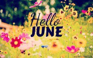 Welcome June Photos