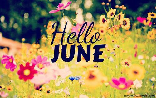 Welcome June Photos