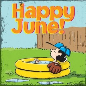 Welcome June Snoopy Images