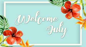 Welcome July Photos