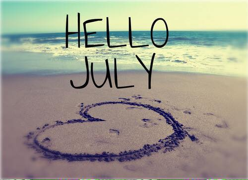 Welcome July Pictures