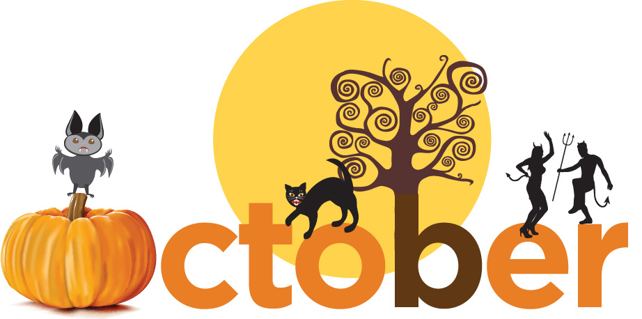 Welcome October Images Clipart