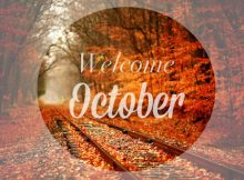 Welcome October Pictures
